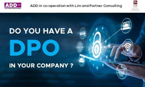 Do you have a DPO?